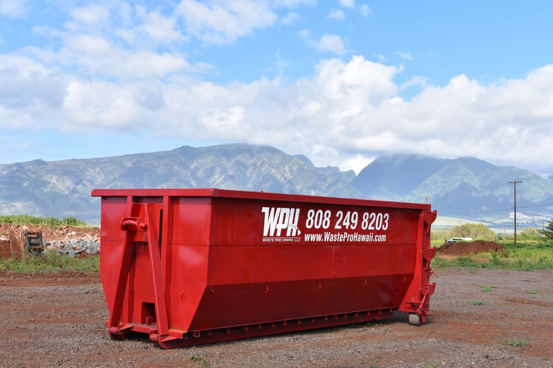 Dumpster Rental Maui